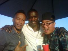 MZ x Akon