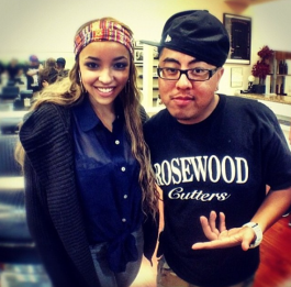 Tinashe on Rosewood Radio
